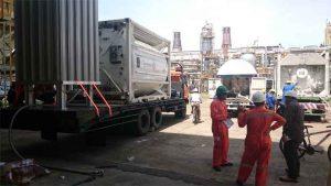petro gas industri