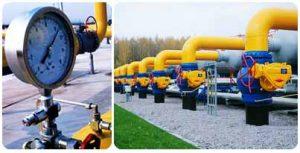 Distributor Gas